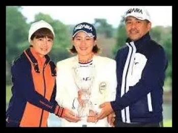 永井花奈,女子プロ,ゴルフ,父親,母親