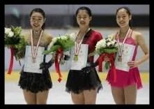 横井ゆは菜,女子フィギュアスケート,優勝