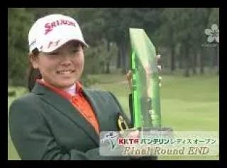 勝みなみ,女子プロ,ゴルフ,高校時代