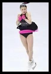 白岩優奈,女子フィギュア,スケート,太った,画像