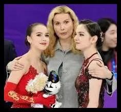 アリーナザギトワ,女子フィギュア,スケート,コーチ,エテリトゥトベリーゼ