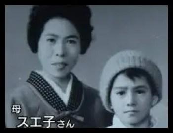 草刈正雄,俳優,母親
