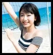 池間夏海,女優