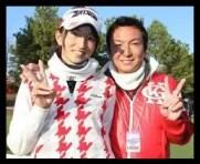 脇元華,女子プロ,ゴルフ,父親,キャディー