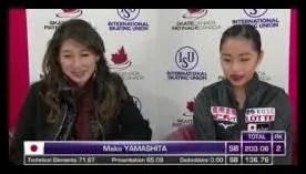 山下真瑚,女子フィギュア,スケート,コーチ,樋口美穂子