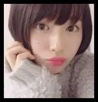 白石聖,女優,唇,かわいい