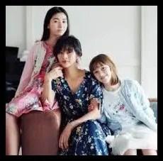 新音,モデル,女優,母親,妹,可愛い