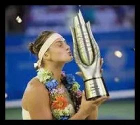 アリーナ・サバレンカ,テニス,女子,選手,ベラルーシ,可愛い,現在,経歴
