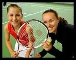 ベリンダ・ベンチッチ,テニス,女子プロ,スイス,幼少期