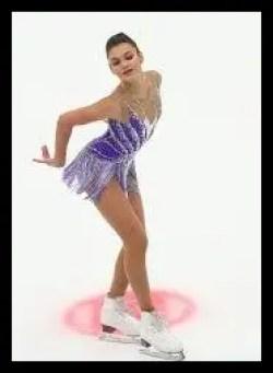 ソフィア・サモドゥロワ,フィギュアスケート,ロシア