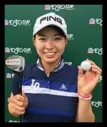 渋野日向子,ゴルフ,女子プロ