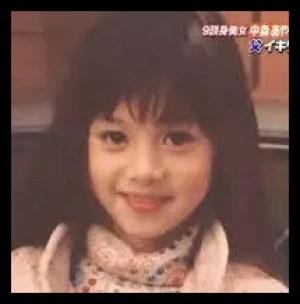 中条あやみ,女優,モデル,若い頃,かわいい