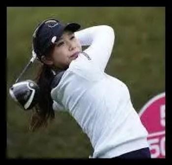 熊谷かほ,ゴルフ,女子プロ,可愛い