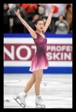 坂本花織,フィギュアスケート