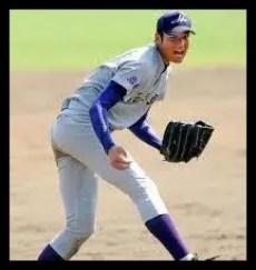 大谷翔平,野球,メジャーリーガー,高校時代