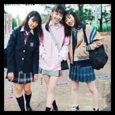 横田真悠,モデル,女優,高校時代