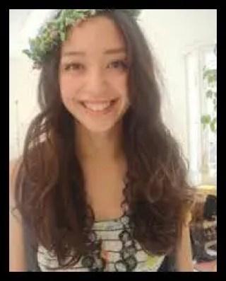 松島花,ファッションモデル,女優,若い頃,かわいい