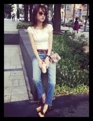 高田秋,モデル,タレント,かわいい,私服