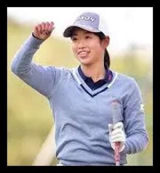 吉本ここね,ゴルフ,女子プロ,かわいい