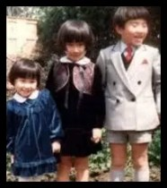 三浦瑠麗,国際政治学者,タレント,子供時代