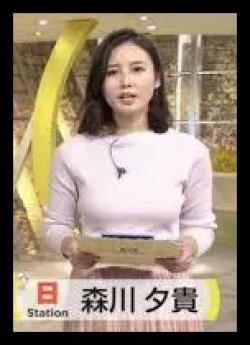森川夕貴,アナウンサー,テレビ朝日