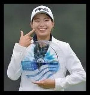 渋野日向子,ゴルフ,女子プロ,黄金世代,笑顔