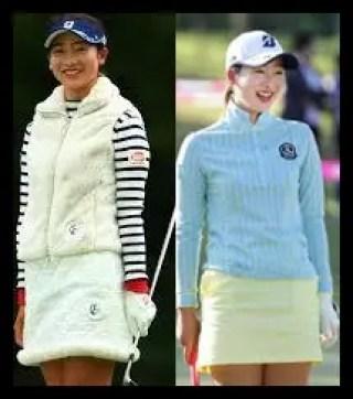 松田鈴英,女子プロゴルファー,ゴルフ,ウェア,かわいい