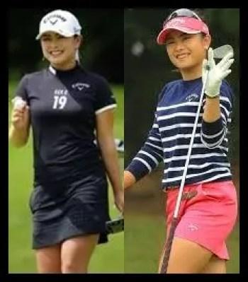 河本結,ゴルフ,女子プロ,かわいい,ウェア