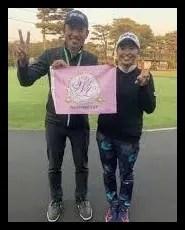 渋野日向子のコーチ青木翔が超イケメン【画像】経歴や実績まとめ!