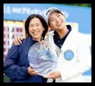 渋野日向子,ゴルフ,女子プロ,黄金世代,母親