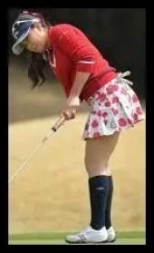 河本結,ゴルフ,女子プロ,かわいい