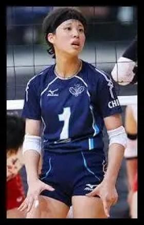 関菜々巳,バレーボール,全日本女子,高校時代