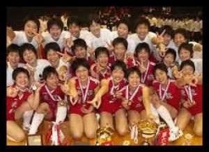 芥川愛加,バレーボール,全日本女子,高校時代