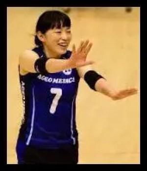 山岸あかね,バレーボール,全日本女子,かわいい