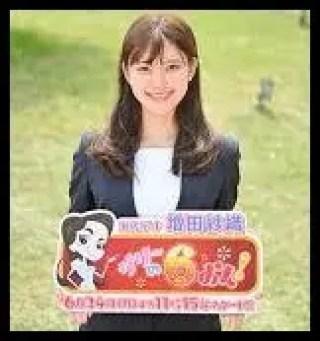 増田紗織,アナウンサー,朝日放送テレビ