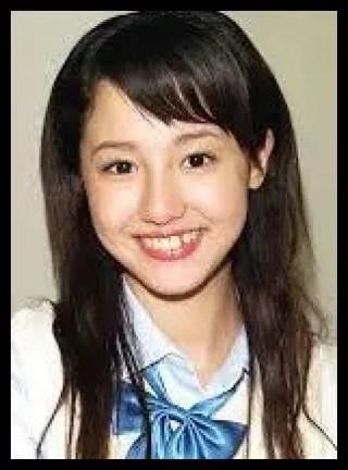沢尻エリカ,女優,歌手,モデル,学生時代,可愛い
