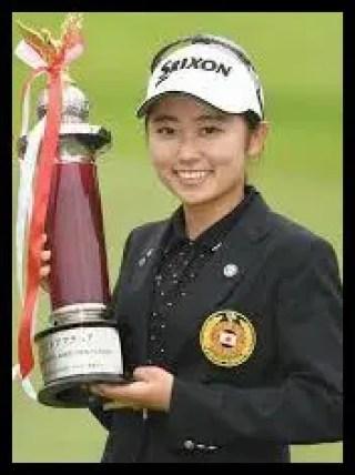 安田祐香,ゴルフ,女子プロ,アマチュア時代,経歴