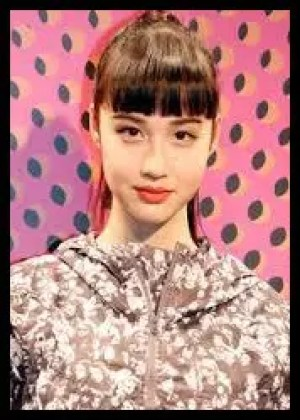 水原佑果,ファッションモデル,タレント,可愛い