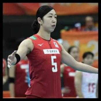 荒木絵里香,バレーボール,女子,日本代表
