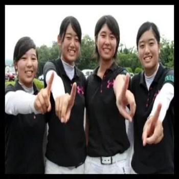 田中瑞希,ゴルフ,女子プロ,92期生,高校時代