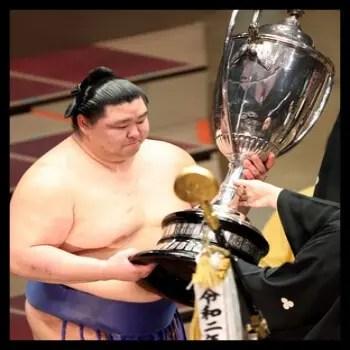 正代,相撲,力士,優勝