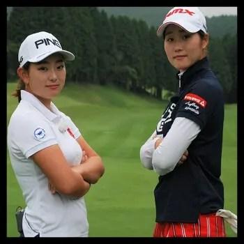 吉川桃,ゴルフ,女子プロ,89期生,植竹希望,同級生