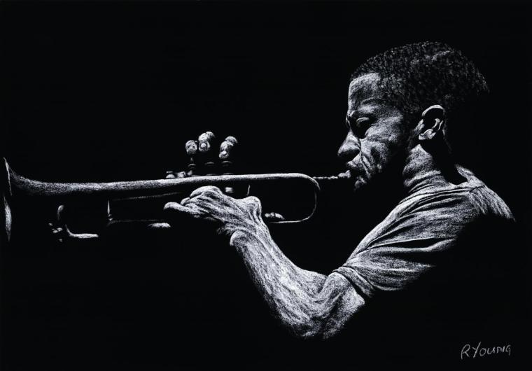 Contemporary Jazz Trumpeter - Phillip Harper. Produced in cooperation with Stefano Barni.