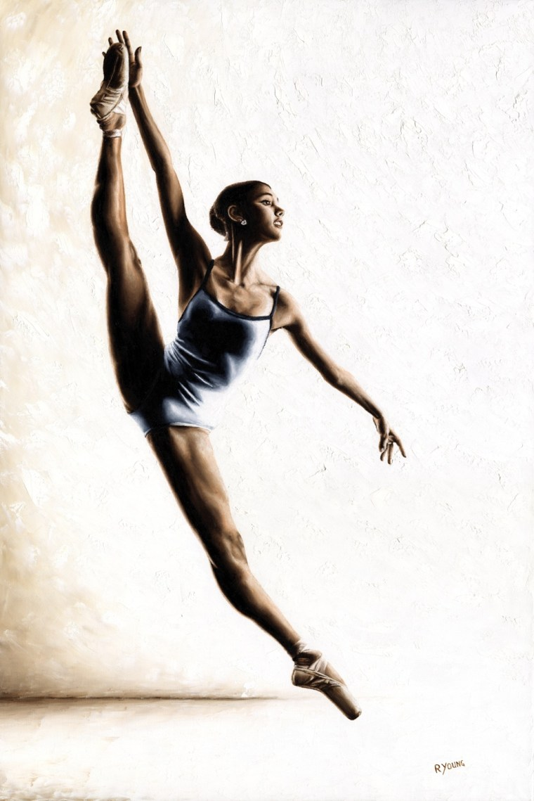 Leap of Faith - Erica-Lynn Loper. Produced in cooperation with Brian Mengini and Erica-Lynn.