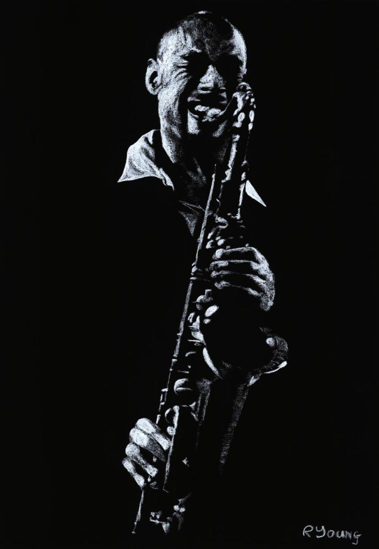 Sax Player - Joshua Redman. Produced in cooperation with Salvador Abreu.