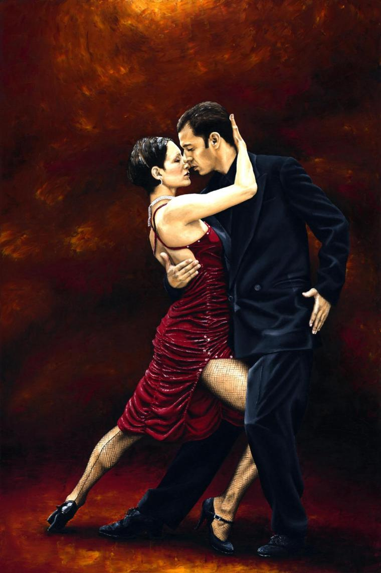 Artwork Galleries of Fine Art. That Tango Moment. Produced in cooperation with Natalie Laruccia, Walter Perez and Sandra Antognazzi.