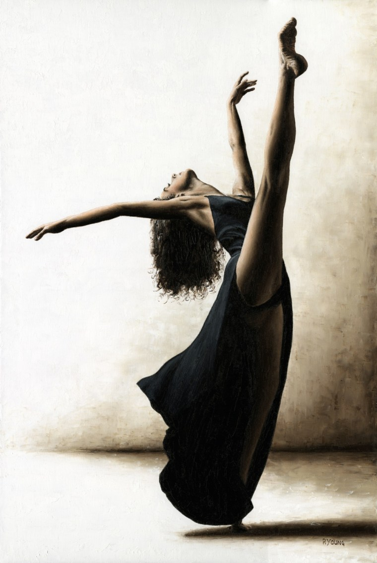 Dancers - Modern Dance Gallery. Exclusivity. Produced in cooperation with Klaus Kampert.