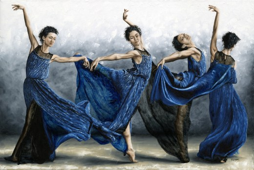 Sequential Dancer. Produced in cooperation with Anton Zemyanoy and Olesya Novikova.