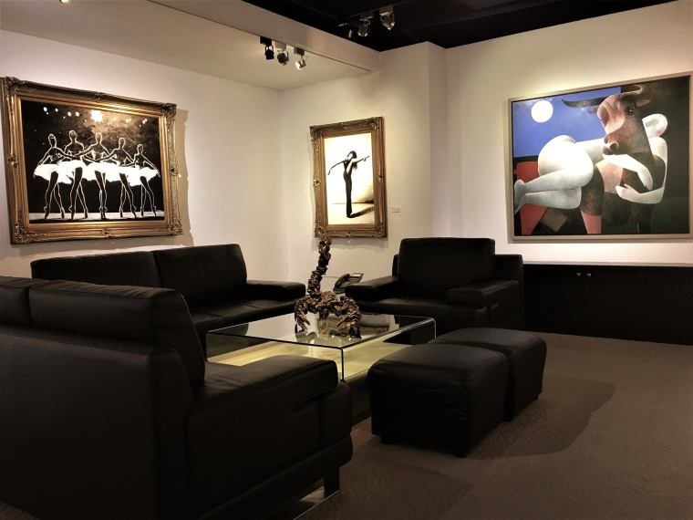 Gallery, Agent, licensor and Publisher representation. X-Power Gallery, Taiwan, Taipei