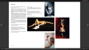 Superior Magazine interview with Richard Young page 104 & 105